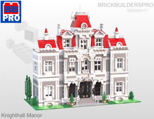 Knighthall Manor Modular PDF Lego Instructions