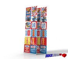 Stickers: Circus Minifig Poster Set