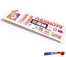 Stickers: Stackin Donuts