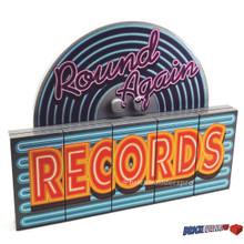 Record Shop Multi Sign