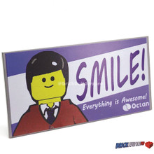 Smile Billboard 8x10