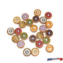 Lot Donut Tiles 24 Pack
