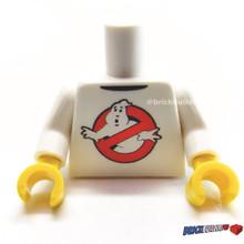 Torso White No Ghost shirt