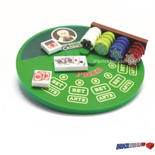 Poker Table Casino Set