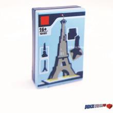 Pieces Toy Block Eiffel Tower