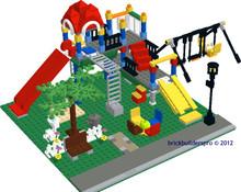 City Playground Instructions