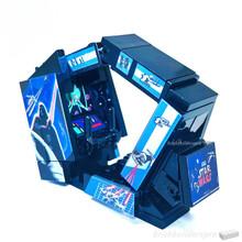 (PRE ORDER) Kit Arcade Empire Star Canopy (Black)