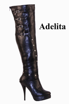 Mona Mia Adelita Boots