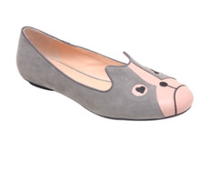 Bumper Ms Kitty Flats