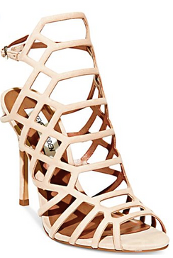 Steve Madden Slithur Caged Sandals