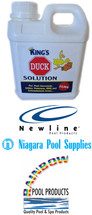 Ducks off Liquid Solution