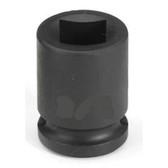 "Grey Pneumatic 1008FP 3/8"" Drive x 1/4"" Square Female Pipe Plug Socket"