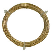 SG Tool Aid 87425 Braided, Golden, Windshield Cut-out Wire