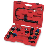 FJC 43658 Radiator & Cap Pressure Tester Kit