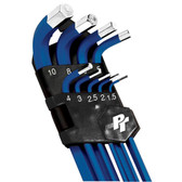 Performance Tool W9136 9Pc Long Arm Hex Key Set