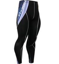 Fixgear base layer spandex black running tight pants