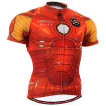 Fixgear cycling biking jersey short sleeve for men