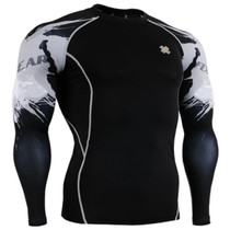 Undergarments base layer black shirts fixgear