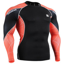 Under garments base layer black red unique shirts