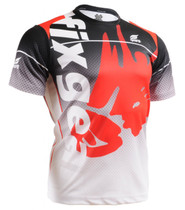 Fixgear unique design sports round t shirts