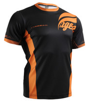 Fixgear Black-orange sport tee shirt