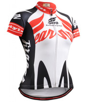 Fixgear printed women's cycling jersey