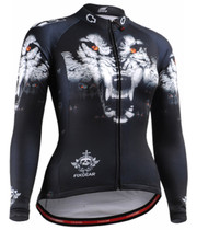 Fixgear women's bike bicycle Jersey long sleeve