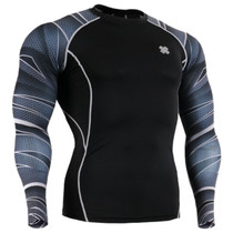 Fixgear compression running MMA shirt