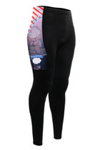 Fixgear women cycling tight padded pants
