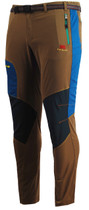 Zipravs Mens lightweight walking trousers trekking pants