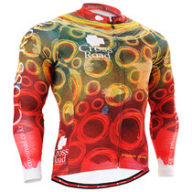 Mens Winter cycling jersey