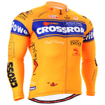 Fixgear mens winter cycling jersey