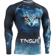 Fixgear Under Running Armour Compression T Shirt S~4XL
