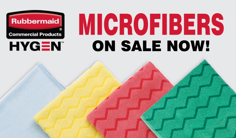 Rubbermaid Microfiber On Sale Now