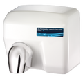 HD0901-17 White Conventional Metal Hand Dryer