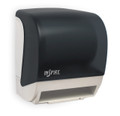 Automatic Touchfree Towel Dispenser TD0235-01 Dark Translucent