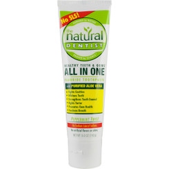 Natural Dentist All In One Fluoride Toothpaste, 5 oz