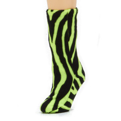 Sleeperz! Legs in Zebra Zing