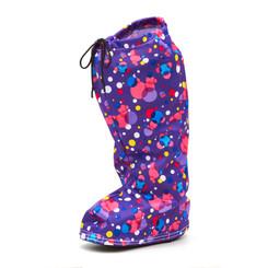 BootGuardz! Orthopedic Boot Covers - Purple Fizz