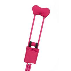Standard Print Crutchwear - Berry Pink