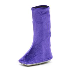 CastCoverz! Bootz! - Purple Shimmer