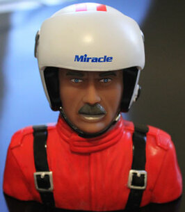 1/4 Scale Pilot