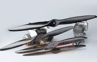23*8 24*8 19*10 Carbon Fiber Propeller MEJZLIK Shape XOAR workmanship