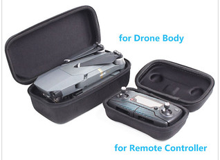 Portable Hardshell Storage Box Remote Controller Transmitter Drone Body Housing Bag Protective Case for DJI MAVIC PRO