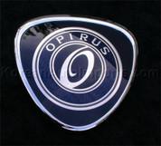 Amanti/Opirus Hood Badge