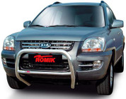 *BLOWOUT* Sportage Stainless Steel Bull Bar