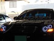 2006.5 Optima LED Angel Eyes
