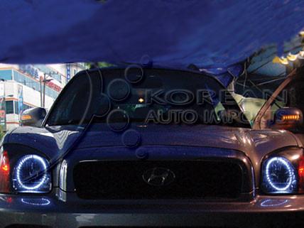 Santa Fe Led Angel Eyes Korean Auto Imports