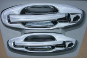 01-06 Santa Fe Chrome Door Handles