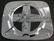 Grand Starex Chrome Fuel Door Cover